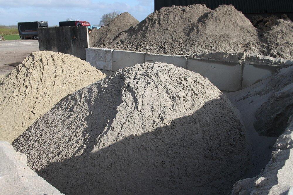 welk zand heb je nodig